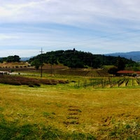 Photo taken at Robert Sinskey Vineyards by Kurt J. on 4/13/2013