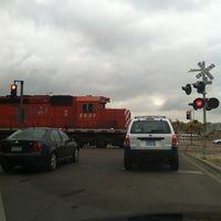 Photo taken at Shepard Road by Kate H. on 10/18/2012