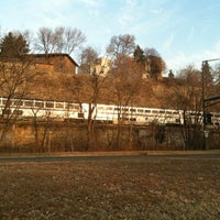 Photo taken at Shepard Road by Kate H. on 11/29/2012