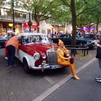 Photo taken at Classic Days Berlin by Maria R. on 6/5/2016
