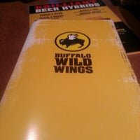 Photo taken at Buffalo Wild Wings by Stephy-Pooh W. on 11/23/2012