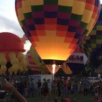Photo taken at Lamar-Dixon Expo Center by Welmon C. on 9/26/2015
