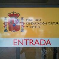 Photo taken at Instituto Nacional de Tecnol. Educativas y Formación del Profesorado (INTEF) by José C. on 2/20/2013