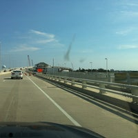 Photo taken at Howard S. Stainton Memorial Causeway by Kevin F. on 9/17/2012