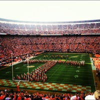 Photo taken at Neyland Stadium by John H. on 9/16/2012