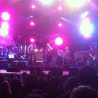 Photo taken at Sprint Pavilion by Otey M. on 10/29/2012