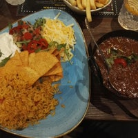 Photo taken at Buffalo American Grill & Tex-Mex by susan p. on 3/13/2018