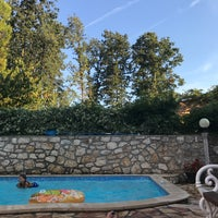 Photo taken at Apartments and rooms Degra by Margit B. on 8/9/2018