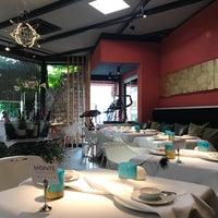 Das Foto wurde bei Restaurant Monte Rovinj von Margit B. am 8/5/2018 aufgenommen