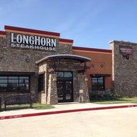 Photo taken at LongHorn Steakhouse by Allison L. on 7/31/2013