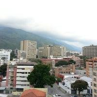 Photo taken at Plaza de los liceos by José Luis B. on 9/15/2012