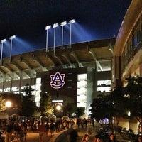 Photo taken at Auburn University by Stephen W. on 9/23/2013
