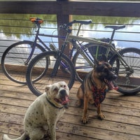 Photo taken at Town Creek Park by Stephen W. on 7/9/2015