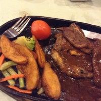 Photo taken at Puncak Mutiara Cafe by 김 나. on 3/9/2013