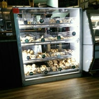 Photo taken at Chestnut Street Philly Bagels by Andrew F. on 11/10/2015