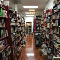 Photo taken at Recycle Bookstore by Andrew F. on 1/19/2017