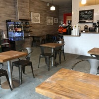Photo taken at Burly Coffee by Andrew F. on 2/21/2017