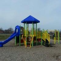 Photo taken at Oakridge Optimist Community Park by Amanda S. on 4/15/2013