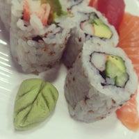 Photo taken at Miso Sushi by Amanda S. on 10/2/2013