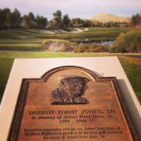 Photo taken at Southern Highlands Country Club by Blake W. on 1/12/2014
