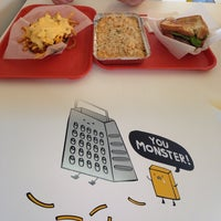 Photo taken at Mac Attack Gourmet Cheesery by Steph M. on 4/18/2014