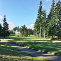 Photo taken at Gold Mountain Golf Course by Rex B. on 7/25/2014