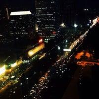 Photo taken at Panin Tower by Sadam H. on 11/27/2013