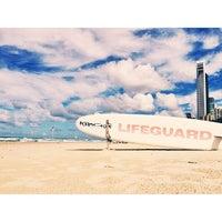 Photo taken at Lifeguard 36 by Ken M. on 4/13/2013