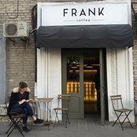 Снимок сделан в Frank Coffee пользователем Yana S. 4/25/2016