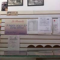 Photo taken at La Bussola café by Samantha M. on 8/29/2013