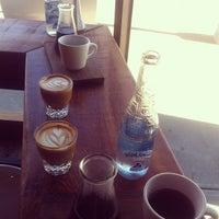 Photo taken at Oddly Correct Coffee Bar by Garold L. on 1/19/2013