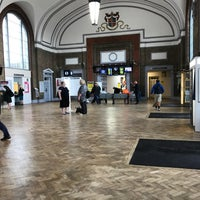 Photo taken at Ramsgate Railway Station (RAM) by Susan K. on 8/10/2017