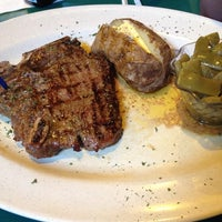Photo taken at Norby's Steak and Seafood by Jeremy W. on 10/1/2013