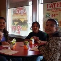 Photo taken at Carl's Jr. by Bryan A. on 4/27/2014