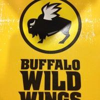 Photo taken at Buffalo Wild Wings by Chloe D. on 9/16/2012