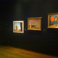 Photo taken at Magritte Museum by Maximus V. on 10/23/2012