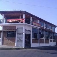 Photo taken at Barbacoa El Paisano de Hidalgo by Paty C. on 1/21/2015