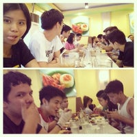 Photo taken at Bacolod Chicken BBQ House by Myke Angeline L. on 1/26/2014