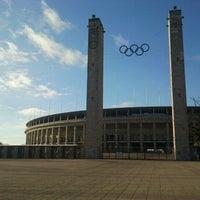 12/5/2012 tarihinde Simon M.ziyaretçi tarafından Olympiastadion'de çekilen fotoğraf