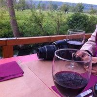 Photo taken at La Guinguette by Rodolfo I. on 4/24/2014