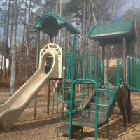 Photo taken at Arbor View Green Playground (The Manor) by suzanne on 12/4/2012