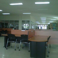 Photo taken at Perpustakaan STAN by Dawang K. on 5/28/2013