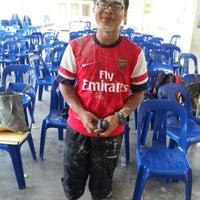 Photo taken at Kampung Buloh Poh by Najib H. on 11/25/2012