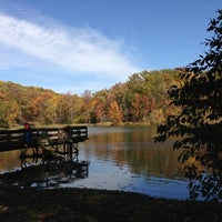 Photo taken at Osage Beach City Park by Amanda's W. on 10/16/2012