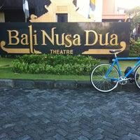 Photo taken at Bali Nusa Dua Theatre by Tony I. on 3/9/2013