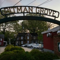 Photo taken at Grove Circle by Adam R. on 5/13/2016