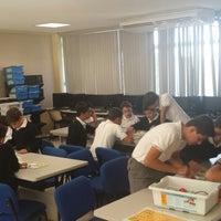 Photo taken at Instituto Cumbres Irapuato by Alva M. on 8/27/2014