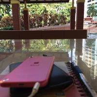 Photo taken at Study Corner @ 440 Ang Mo Kio Ave 10 by Koh J. on 3/7/2015