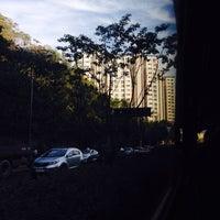 Photo taken at Bus 7019 by asol K. on 10/19/2013