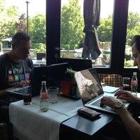 Photo taken at Van der Valk Hotel Leiden by Robert S. on 6/30/2013